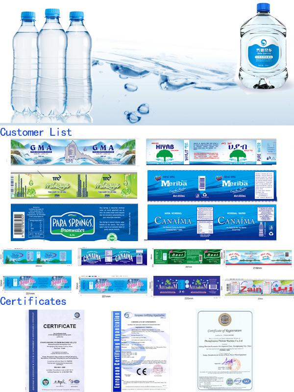 Drinking Water Reverse Osmosis RO Machine River Water