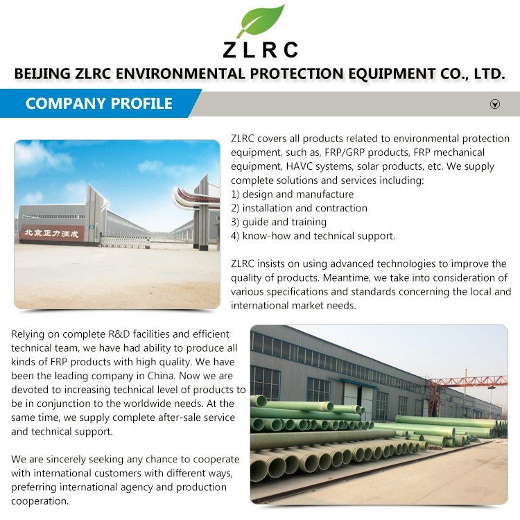 GRP Add Sand Pipe Winding Machine/ FRP Sewage Pipe Production Line