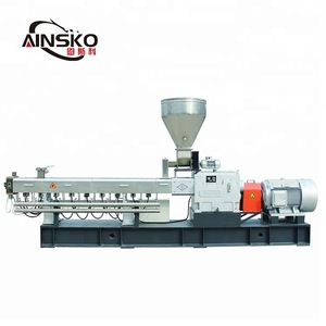 Ainsko potato starch biodegradable compounding extruder/ bag