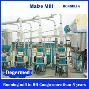 grain flour milling machine for sale in Africa maize