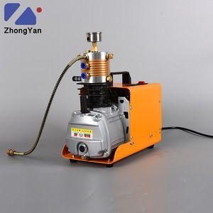 3 Stage 4500 PSI 300 Bar High Pressure Hand Air Pump For PCP Airgun